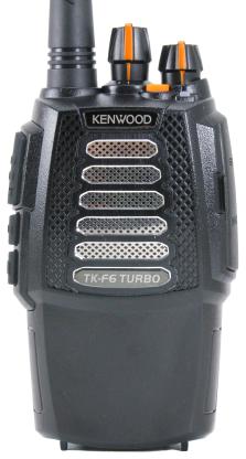 Рация Kenwood TK-F6 Turbo (400-480 МГц)